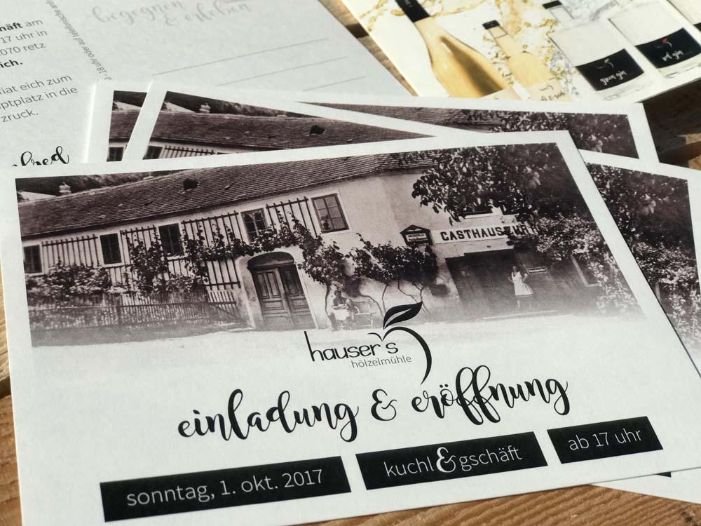 Hauser´s Hölzelmühle Postkarten
